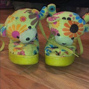 Jeremy scott Teddy bear Adidas